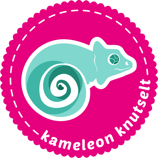 Kameleon knutselt