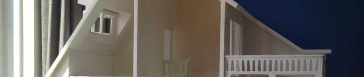 Klushuis 3: wit