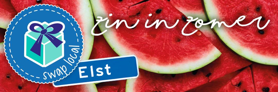 Swap Local Elst – 2e Editie: zin in zomer [aanmelden]